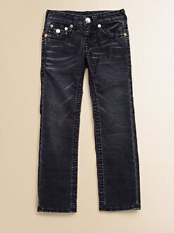 True Religion - Boy's Jack Big T Corduroy Pants