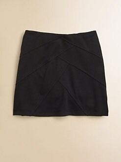 Kiddo - Girl's Paneled Skirt