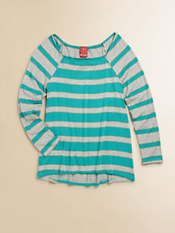 Ella Girl - Girl's Striped Astoria Top