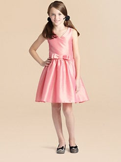 Un Deux Trois - Girl's Taffeta Dress