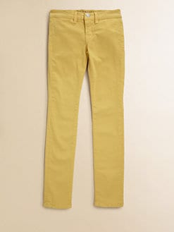 J Girl by J Brand - Girl's Skinny Twill Pants