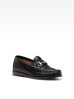 Gucci - Kid's Classic Moccasin