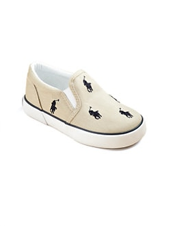 Ralph Lauren - Infant's & Toddler Boy's Bal Harbour Slip-On Sneakers