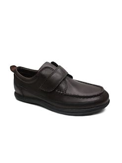 Cole Haan - Toddler's & Kid's Air Johnny Leather Strap Slip-Ons