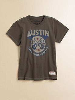 True Religion - Boy's Austin Tee