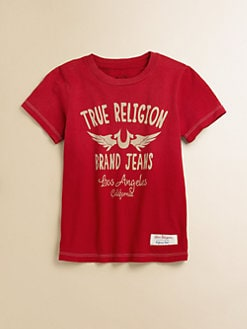 True Religion - Boy's Achilleus Tee