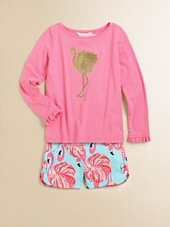 Lilly Pulitzer Kids - Girl's Mini Cassie Tee