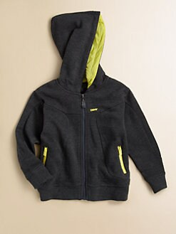 DKNY - Boy's Fleece Hoodie
