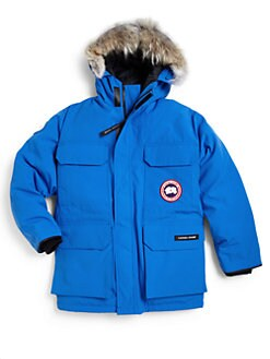 Canada Goose chateau parka outlet 2016 - Canada Goose | Kids - saks.com