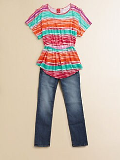 Ella Girl - Girl's Sunrise Tee