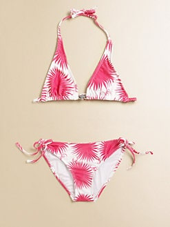 Milly Minis - Girl's Mini Fiji Two-Piece Bikini Set