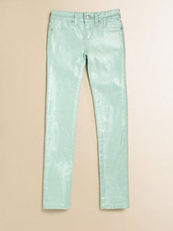 Joe's - Girl's Metallic Denim Leggings