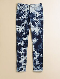 Joe's - Girl's Tie-Dyed Denim Leggings