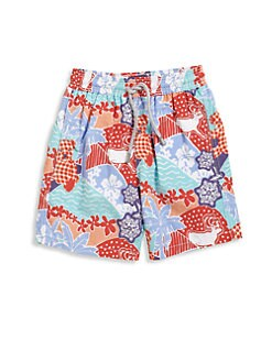 Vilebrequin - Boy's Holiday Swim Trunks