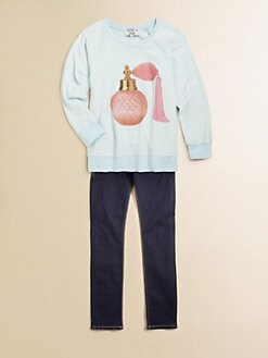 Wildfox Kids - Girl's Perfume Sweatshirt