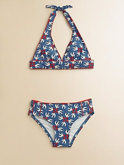 Juicy Couture - Girl's Little Love Birds Bikini