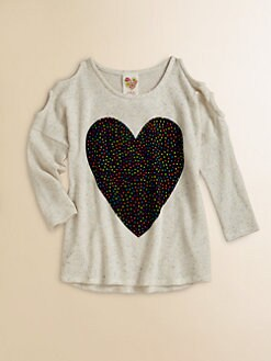 Kiddo - Girl's Heart Top