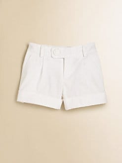 Milly Minis - Girl's Bow Pocket Shorts