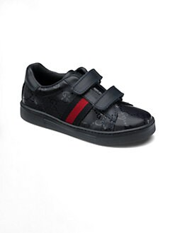 Gucci - Infant's, Toddler's & Kid's Ace Leather Sneakers