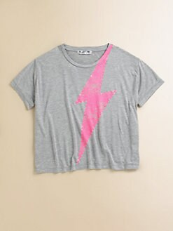Flowers by Zoe - Girl's Lightening Tee