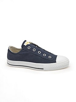 Converse - Kid's Chuck Taylor All Star Canvas Slip-On Sneakers