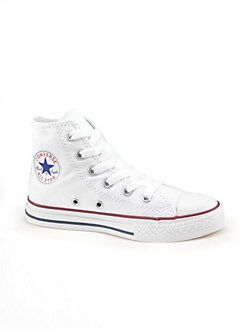 Converse - Kid's Chuck Taylor All Star Canvas High Top Sneakers