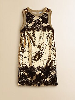 Dolce & Gabbana - Girl's Sequin Dress