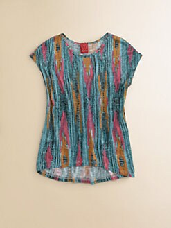 Ella Girl - Girl's Santa Fe Top