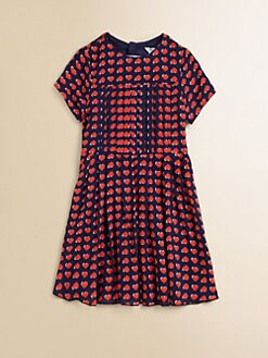 Little Marc Jacobs - Girl's Heart Dress