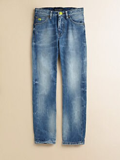 Scotch Shrunk - Boy's Slim Denim Jeans