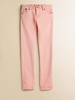 Scotch Shrunk - Girl's Skinny Pastel Jeans