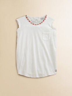 Scotch Shrunk - Girl's Sleeveless Tee