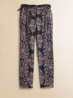 Scotch Shrunk - Girl's Ikat Pants