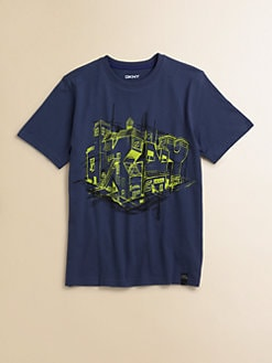DKNY - Boy's Architect Tee