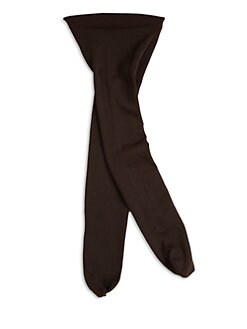 Plush - Girl's Footed Fleece-Lined Tights
