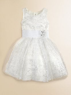 Zoe - Girl's Princess For A Day Sequin Dress