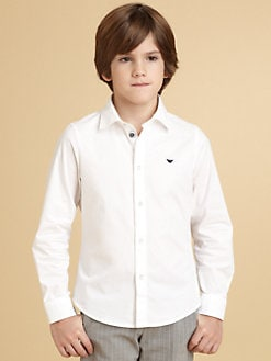 Armani Junior - Boy's Dress Shirt