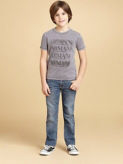 Armani Junior - Boy's Logo Tee