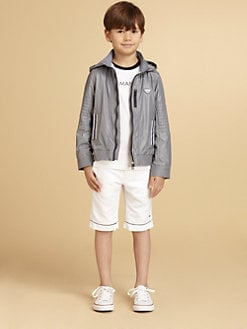 Armani Junior - Boy's Logo Jacket