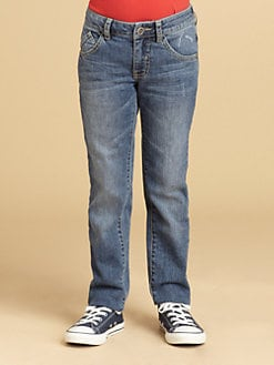 Armani Junior - Boy's Five-Pocket Jeans