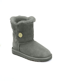 UGG Australia - Infant's, Toddler's & Kid's Button Suede Boots