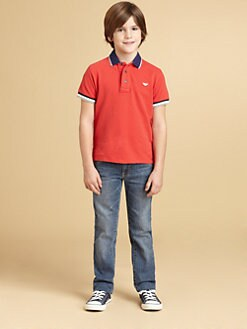 Armani Junior - Boy's Polo Shirt
