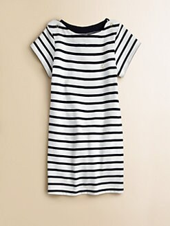 Petit Bateau - Girl's Striped Dress