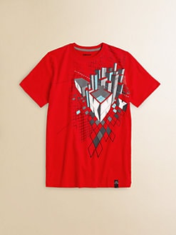 DKNY - Boy's Beta City Tee
