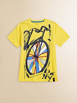 DKNY - Boy's Spinner Tee