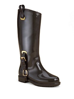 Ralph Lauren - Kid's Glossy Rainboots