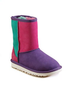 UGG Australia - Infant's, Toddler's & Kid's Patchwork Celestial Boots