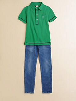 Diesel - Boy's Tienny Polo Shirt