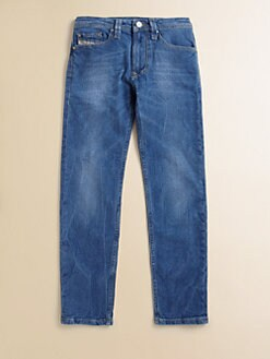 Diesel - Boy's Pzatto Jeans
