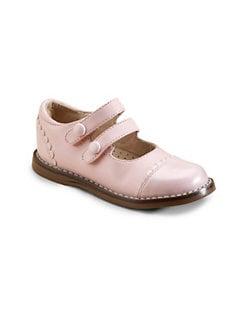 Footmates - Infant's, Toddler's & Girl's Mackenzie Mary Janes